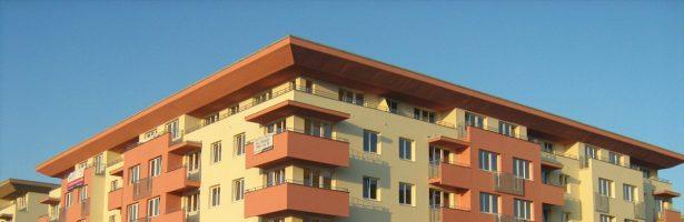 Bytový komplex KASTOR